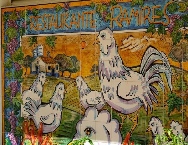 Restaurante Ramires, Guia, Portugal