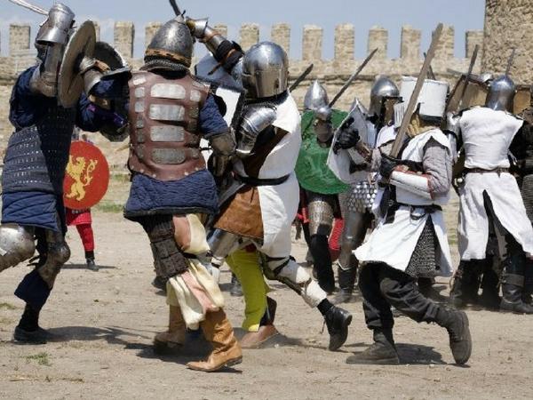 medieval festival algarve portugal