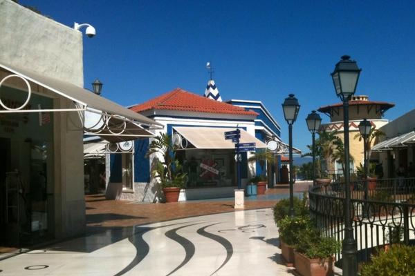 Algarve shopping centre, Portugal