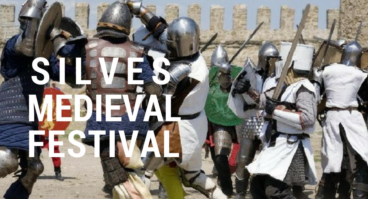 Silves medieval festival august