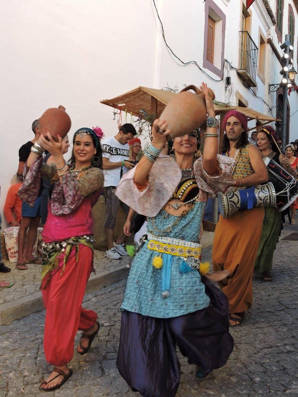 medieval festival in Silves