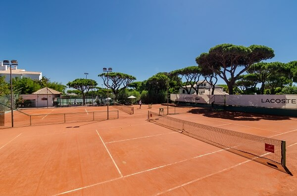 Tennis Courts and Academy