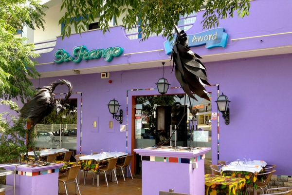 Restaurant Sr Frango