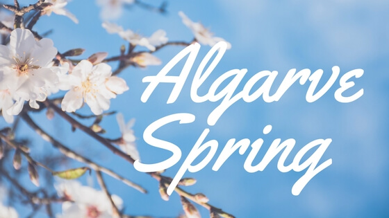 Spring weather on the Algarve