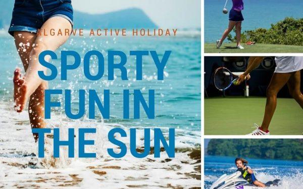 Sporty Fun in the Sun