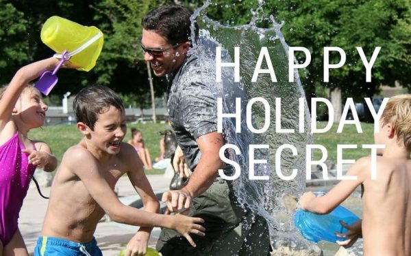 The Secret to a Happy Family Holiday